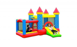 Loc de joaca gonflabil Kota Baby +Set 50