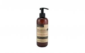 Gel de dus revigorant cu ulei de argan organic - Argana  - 400 ml