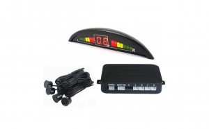 Set 4 senzori parcare cu Display