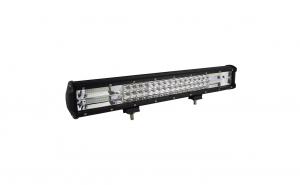 Proiector Led bar 288w, bicolor: alb si galben 12/24 V, prinderi incorporate si suruburi functie blitz