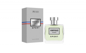 Apa de parfum, Carlo Bossi, Vertigo