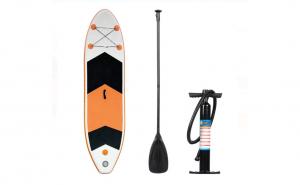 Placa sup paddle gonflabil 320x76x15 cm