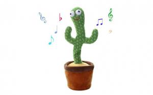 Jucarie Cactus Dansator si Cantaret