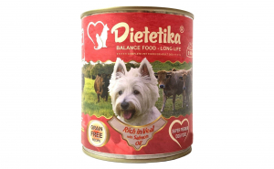 Hrana caini Dietetika Vitel, 400 gr