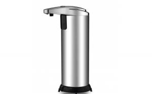 Dozator dispenser metalic de sapun