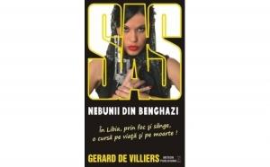 SAS 131: Nebunii din Benghazi, autor Gerard de Villiers