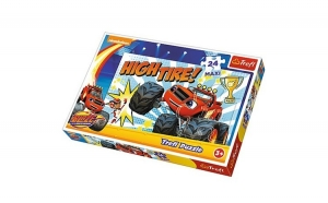 Puzzle Blaze and The Monster Machines 24 piese
