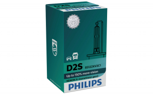 Bec Xenon Philips D2S X-treme Vision