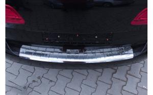 Ornament portbagaj crom VW Touran 08.2010-2015 Facelift
