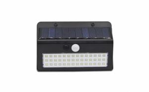 Lampa LED solara cu senzor de miscare , 42 Led-uri, XF-6011