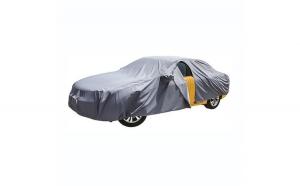 Prelata Auto Impermeabila 3 Straturi Volvo V60 Combi/Break - RoGroup, gri