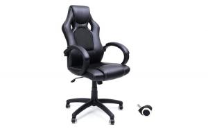 Scaun de gaming Design ergonomic Piele