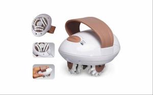 Aparat pentru masaj 3D anticelulitic