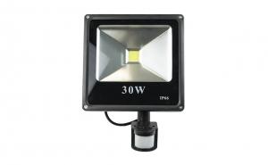 Proiector LED cu halogen, 30W, senzor de miscare