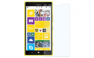 Folie sticla securizata Nokia Lumia 1520, transparenta