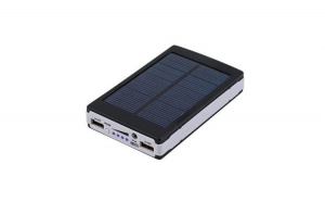 Baterie externa cu incarcare solara