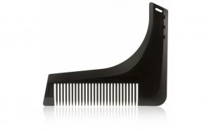 Sablon pentru barba cu pieptene