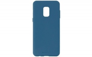 Husa Samsung Galaxy J7 J730 - Goospery Style Lux - Albastru