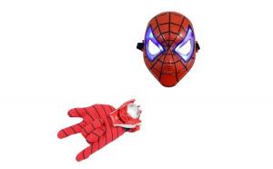 Set manusa cu lansator Spiderman si