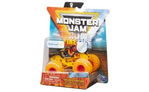 Monster jam masinuta metalica fire and
