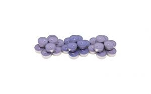 30 lumanari parfumate pastile - cu mure