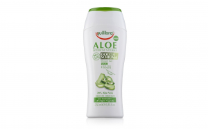 Gel de dus, ALOE Gel de Dus Delicat, cu 20% Aloe Vera, 250 ml