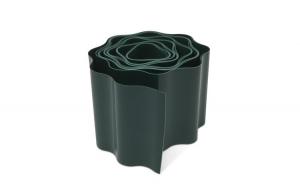 Bordură pt. gazon – 6m – verde