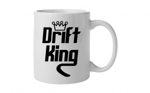 "Cana personalizata ""King Drift"""