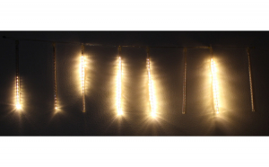 Ghirlanda luminoasa decorativa 8 turturi