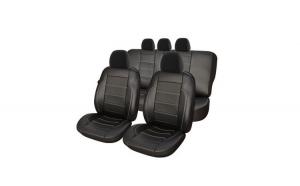 Huse Scaune Auto AUDI A3 (1996-2009)  Exclusive Leather King