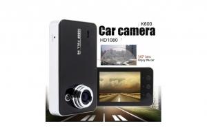 Camera auto video DVR Full HD 1080 cu suport si senzor de miscare, la 98 RON in loc de 220 RON