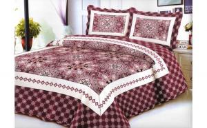 Cuvertura de pat cu model CV46