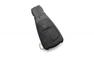 "Mercedes Benz - Carcasa cheie tip ""Smartkey"" cu 2 butoane GLZ-CC057"