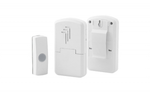 Set wireless de sonerie 4 - 5 V si buton