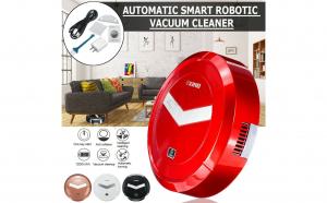 Aspirator Robot automat, Black Friday 2019, Electronice & electrocasnice