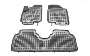 Set covorase auto Rezaw Plast din cauciuc pentru HYUNDAI IX20 dupa 2010 3 buc
