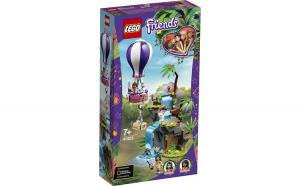 LEGO FRIENDS  SALVAREA TIGRULUI DIN