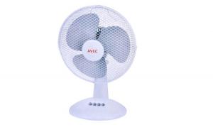Ventilator de Masa alb, 45 W