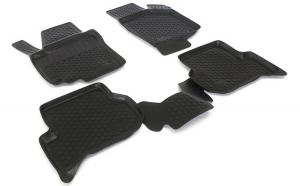 Covoare cauciuc stil tavita SEAT LEON 2005-2012 ( 2D 0484 -  A10 )