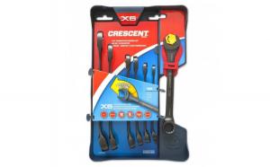 Set chei combinate Crescent CRECX6RWM7, O8-17 mm, 7 piese