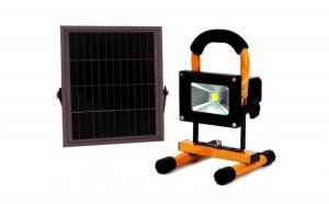 Lampa solara 10W, timp functionare 5 ore, panel solar inclus la doar 349 RON in loc de 729 RON! Garantie 12 luni!