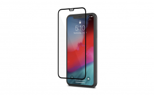 Folie sticla iPhone X Black
