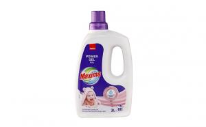 Detergent de rufe, Sano Maxima Power Gel Baby, 3L