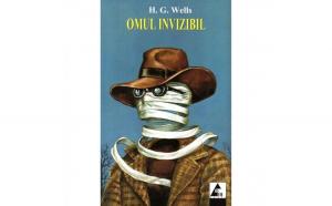 Omul invizibil autor H.G. Wells