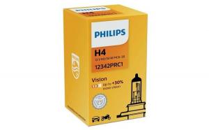 Bec Philips 12v 60/55w H4 vision p43t