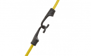 Cordeline profesionale pentru fixare - galben - 120 cm x 8 mm - 2 buc.  pachet