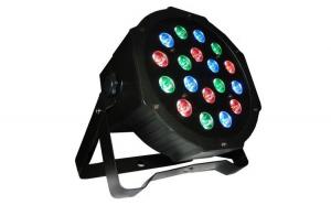 Proiector joc de lumini PAR 18 x 3W