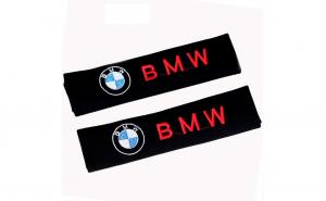 Set 2 Huse pentru centura de siguranta BMW  premium
