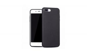 Husa Apple iPhone 7 X-LEVEL, Guardian 3D, Material Soft, Super Slim - Neagra