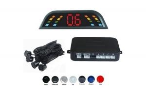 Senzori parcare cu display LED T5